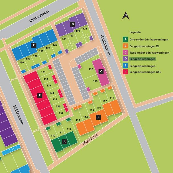 cluster12 plattegrond